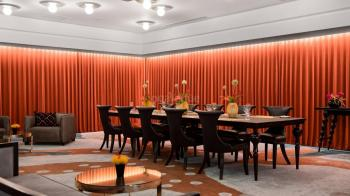 15 on Orange Hotel Private Dining Room 2