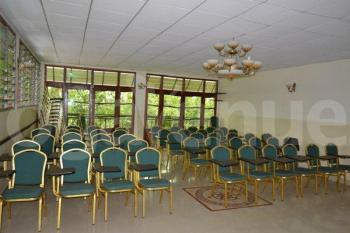 Dian Fossey Hotel Hall